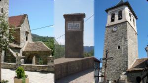 Aragues - Iglesia